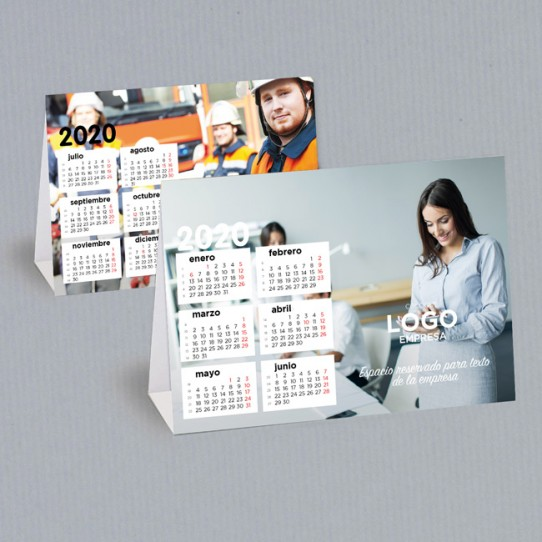 Calendario 2020 Profesionales