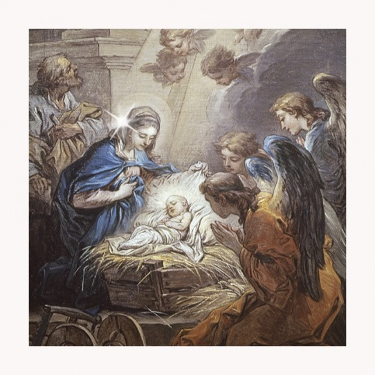 Ecard Navidad Cáritas 21033