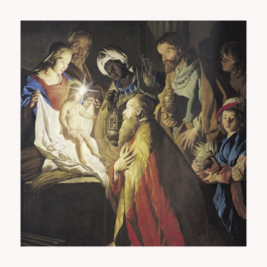Ecard Navidad Cáritas 21034