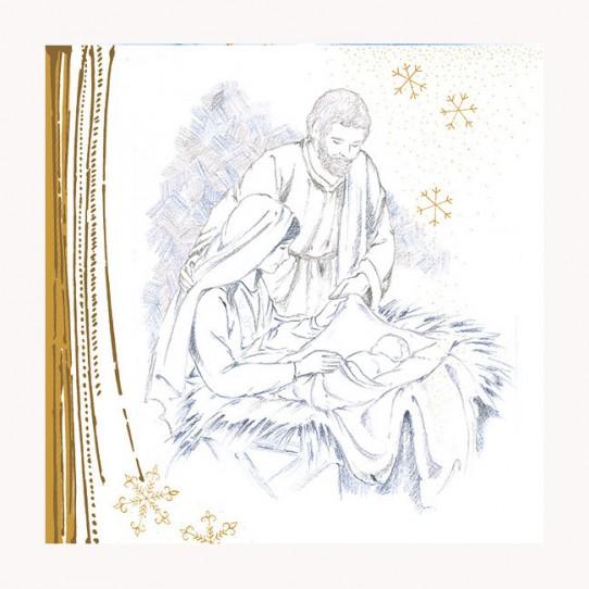 Ecard Navidad Cáritas 21036